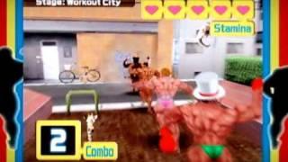 Muscle March - Nintendo Wii / WiiWare (português-Br)