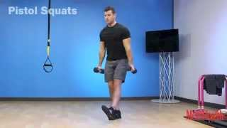 The 37 Best Single-Leg Squat Bodyweight Exercises