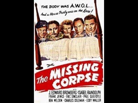 The Missing Corpse - J. Edward Bromberg (1945) / Full Movie