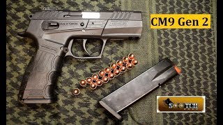 CM9 Gen 2 9mm Pistol also known as the Combat Master 9 by Sarsilmaz. A DA/SA Hammerfired pistol based on the CZ Design and is compatible with CZ-75 Mags. Internal Slide Rails make it a soft shooting handgun. Imported by TR Imports. TR Imports Handgun Page: https://www.trimports.com/product-category/handguns/Freedom Munitions Ammo 5% Sootch00 Discounthttps://www.freedommunitions.com/ShootSteel.com 10% Sootch00 Discount https://www.shootsteel.com/ Rubber Dummies Targets: https://rubberdummies.com/Be a Team Sootch Minuteman: https://www.patreon.com/Sootch00Join the NRA! Discount Membership Fees Click Here: https://membership.nrahq.org/forms/signup.asp?campaignid=XR031487 Hit the Like Button & Subscribe for more Fun Gun Reviews. Thanks for watching~ Sootch00Instagram: Sootch_00FaceBook: https://www.facebook.com/Sootch00FunGunReviewsMusic is from Jingle Punks Royalty Free Music through the Fullscreen Network. Used with permission.