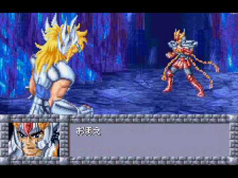saint seiya game boy