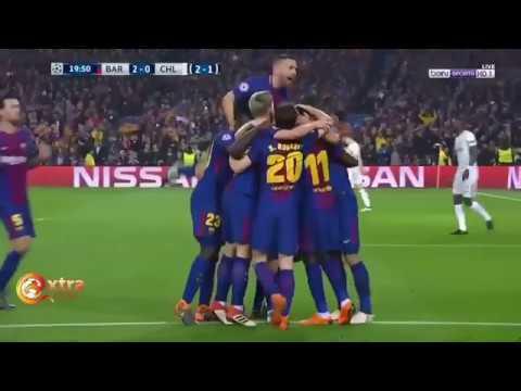 Barcelona vs Chelsea 3 0 All Goals & Highlights UCL 14 03 2018 HD H