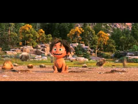 ตัวอย่างหนัง - The Good Dinosaur ( Official Trailer 4 Sub-Thai)