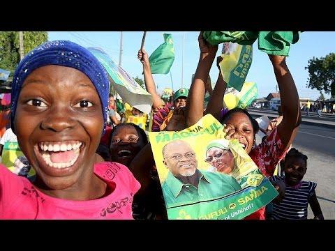 Νίκη Μαγκουφούλι στην Τανζανία – Επανακαταμέτρηση ζητά η αντιπολίτευση