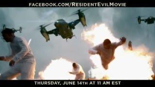 Resident Evil Retribution Trailer Preview 2012