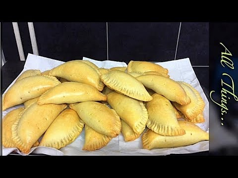 How To Make Meat Pasties AKA Nigerian Meat Pies