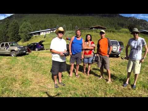Fun Flying at Christian Valley, BC Canada
