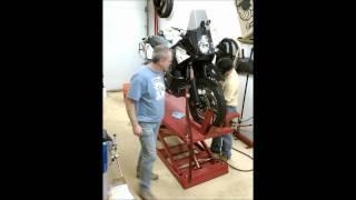 10. Working On A 2010 KTM 990 Adventure R