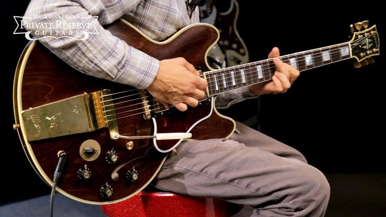 Gibson Limited Run VOS ES-355 Varitone Semi-Hollow Electric Guitar w/ Maestro Vibrato