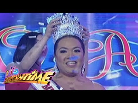 It's Showtime Miss Q and A: AR Duque gets her 2nd crown!