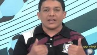 Explicação no Mais Esportes sobre a saída do comentarista Charlie Pereira do programa.