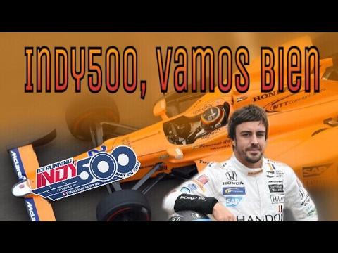 La victoria en Indy500 es posible  Alonso rinde 100%  PitF1