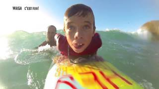 Surf School Kids WASA Capbreton