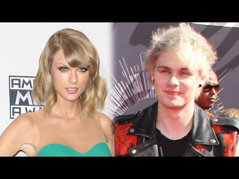 Taylor Swift Flirting with Michael Clifford of 5 Seconds of Summer?