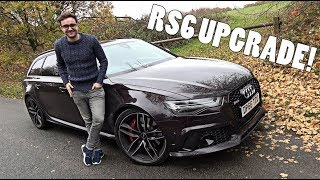 VAUXHALL CORSA TO AUDI RS6 | THE ULTIMATE UPGRADE!! by Supercars of London