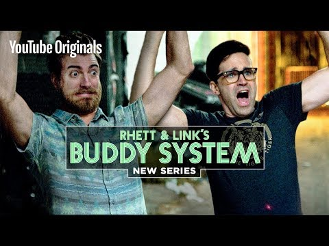 Tucked Up - Buddy System Ep1 - Thời lượng: 13:23.