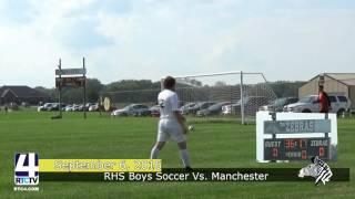 Rochester Boys Soccer vs. Manchester