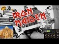 "IRON MAIDEN ""2 Minutes To Midnight"" COVER w/ Fractal AxeFx2 (FW Q 9.02)"
