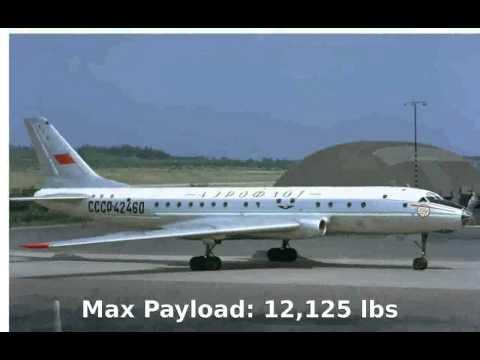 Tupolev Tu-324  Commercial Passenger...