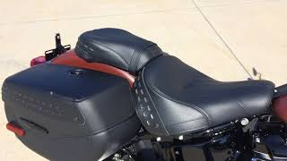 7. New 2018 Harley Davidson FLHCS Softail Heritage Classic 114