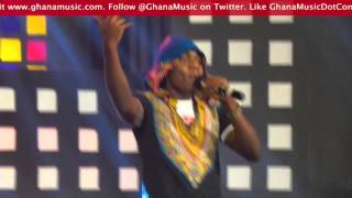 Gemini - Performance at Ghana Rocks 2013 | GhanaMusic.com Video