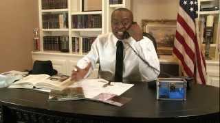 Short Film - Excerpts Rear Admiral Barry Black, US Senate Chaplain's Book