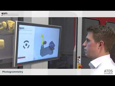 jeritadamsonfourman - The ATOS ScanBox is a plug and play measuring cell for fully automated 3D digitizing and inspection. The ATOS ScanBox combines optimized industrial component...