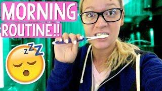 MORNING ROUTINE! AlishaMarieVlogs by Alisha Marie Vlogs