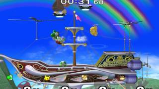 New Event 13 TAS World Record: Yoshi goes nuts on some egg thieves