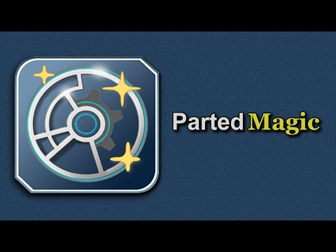 Parted Magic DistroHunt Overview