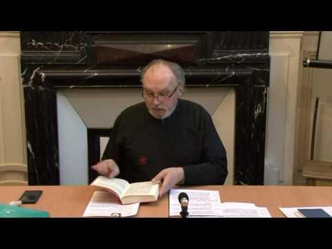 CDS Paris, 25 janvier 2017: Gérard Reynaud - Nouveau Testament, niveau 3
