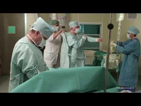 Ингаляционная анестезия севофлураном с сохраненным спонтанным дыханием