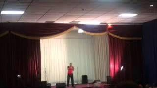 Kebebew Geda's Stand Up Comedy Oct 2014