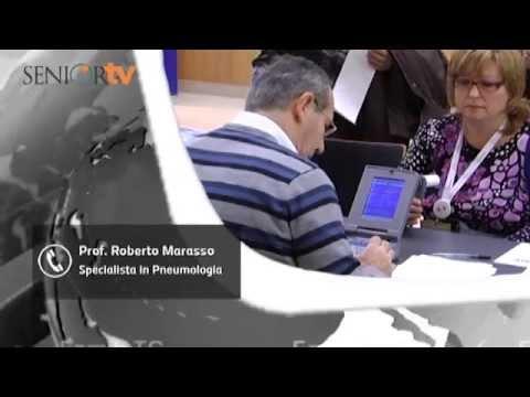 """Bpco, Marasso: """"Per la diagnosi indispensabile la spirometria"""""""