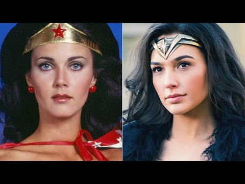 Wonder Woman Lynda Carter Has Something To Say To Gal Gadot