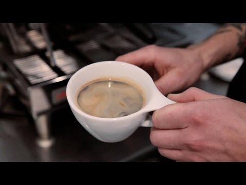 How to Make an Americano   Perfect Coffee