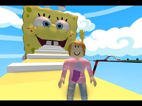Roblox Escape Spongebob With Molly!