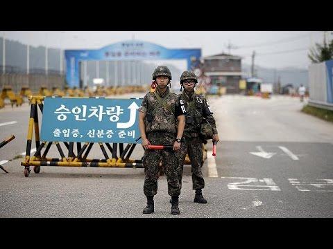 Κορεατική χερσόνησος: Ανεβαίνει το θερμόμετρο