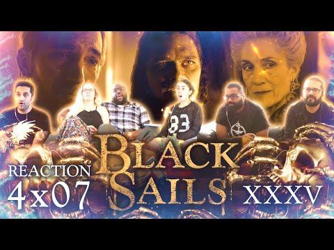 Black Sails - 4x7 XXXV - Group Reaction