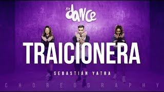 Traicionera  Sebastián Yatra   FitDance Life Coreografía Dance Video