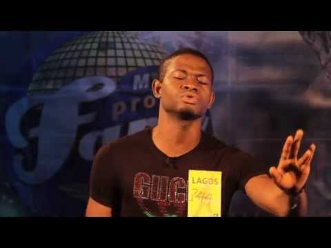 Funny Lagos Auditions  | MTN Project Fame Season 6 Reality Show