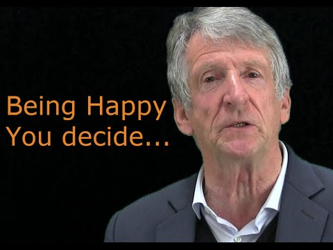 Being Happy it's a choice…