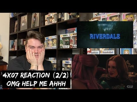 RIVERDALE - 4x07 'THE ICE STORM' REACTION (2/2)