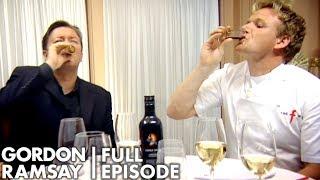 Ricky Gervais & Gordon Ramsay Try Spunk Vodka | The F Word Full Episode by Gordon Ramsay