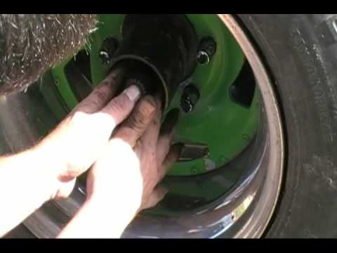 How to Fix 4×4 Truck Front Hub 1984 Chevy