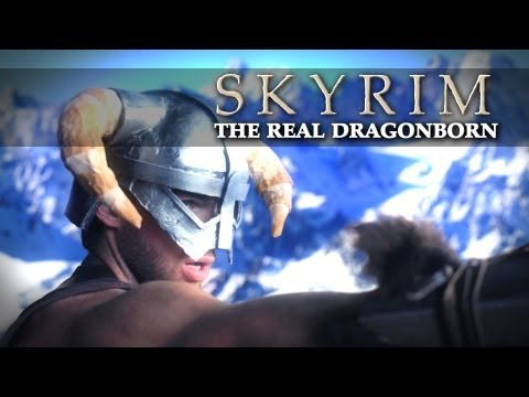 Skyrim in real life (2 mins)