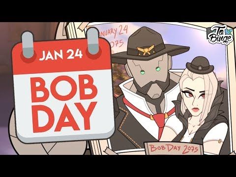 Bob Day: Overwatch Animated