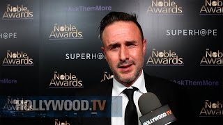 Celebs Hit The Red Carpet At The Noble Awards - Hollywood TV