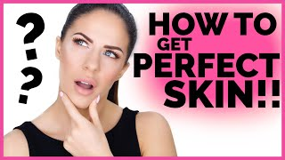 5 EASY TIPS FOR YOUR BEST SKIN EVER!!!!