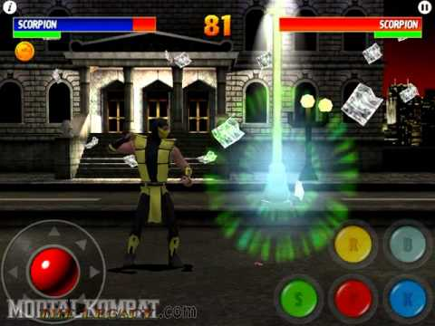 ultimate mortal kombat 3 ios review